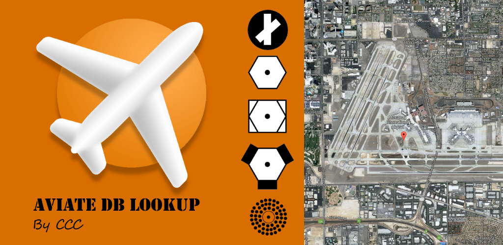 AVIATE DB Lookup Banner